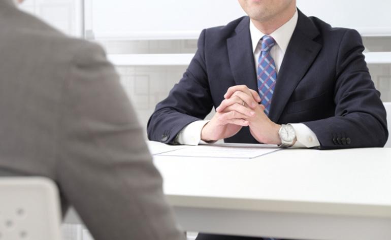 【STEP③】日本政策金融公庫の担当者と面談