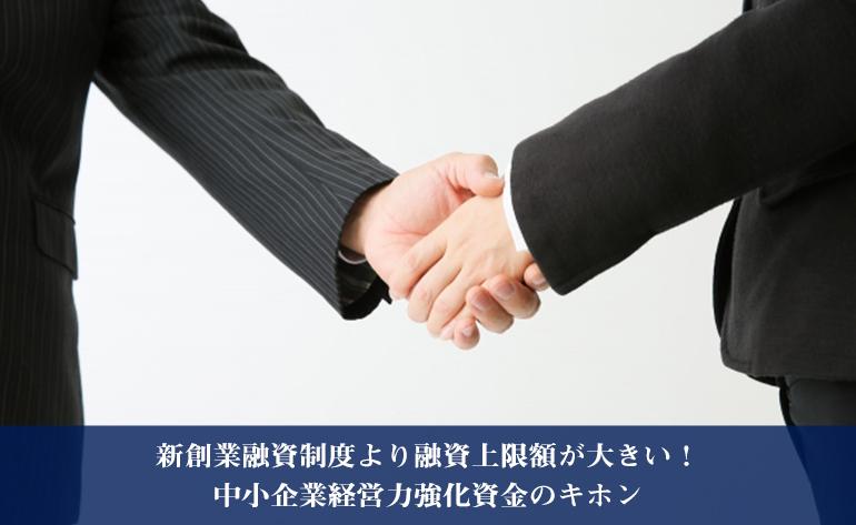 中小企業経営力強化資金